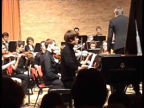 Strauss Burleske - Patrick Milne piano