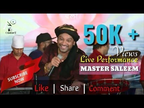 MASTER SALEEM | Live Performance 2018 | Tu Badli Sau Baar & Peerh