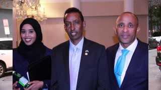 Dib  u Furitaanka Safaarada Somalia ee USA 2015