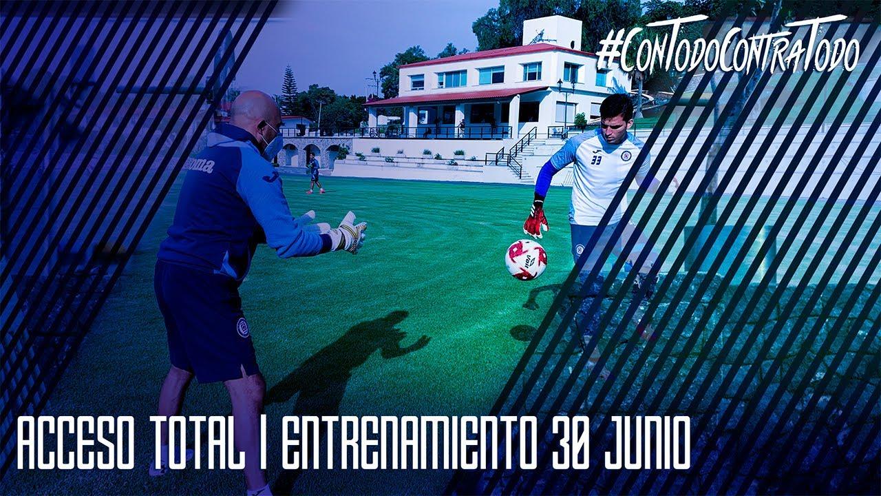 Acceso Total l Entrenamiento 30 de Junio.