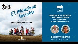 Estreno Online | El Monstruo Invisible | Javier y Guillermo Fesser