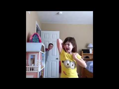 Brother Catches Sister Dancing Then Beats Her Up