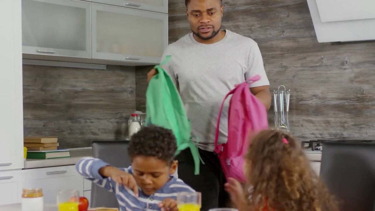 Dads Teach the Next Generation - Healthy Minds, Healthy Lives