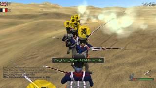 Mount and Blade: Napoleonic Wars 75e vs 1stEB