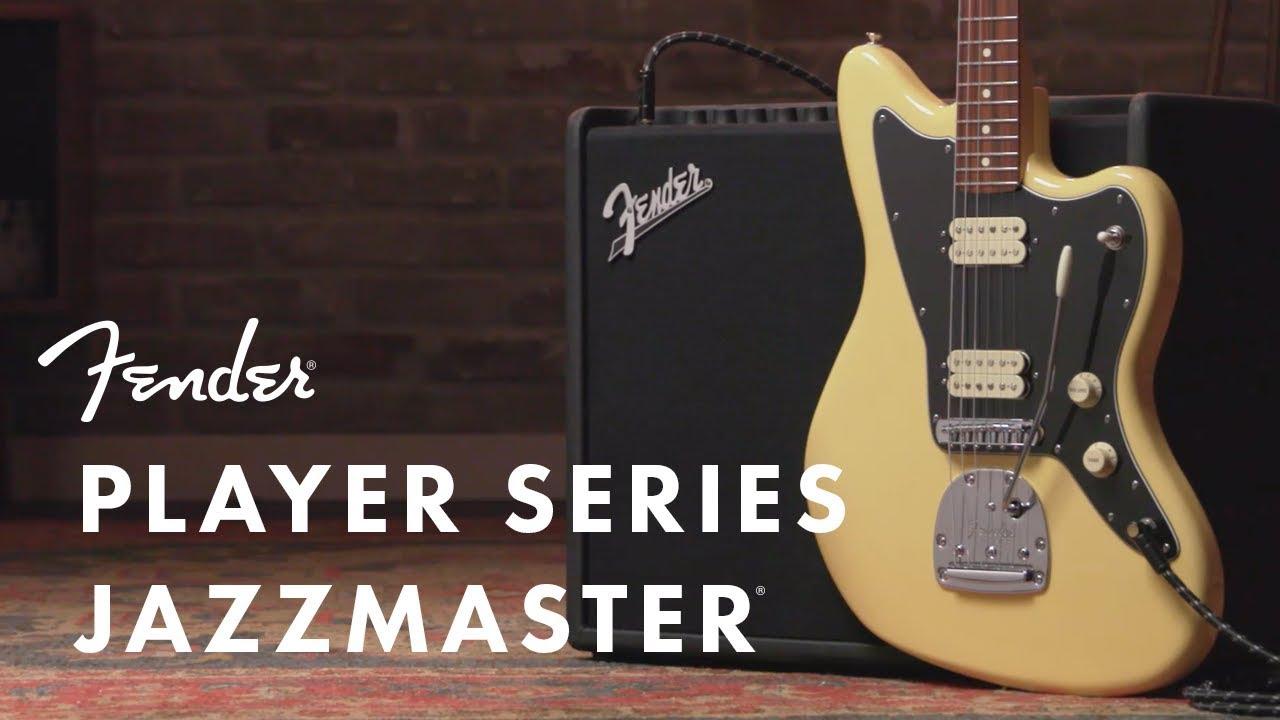 Player Jazzmaster®   Electric Guitars on fender american telecaster wiring diagram, fender pickup wiring diagram, fender lace sensor wiring diagram, fender precision bass wiring diagram,