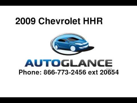 2009 Chevrolet HHR Black MCKINNEY TX