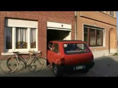 Tight Garage Parking Youtube