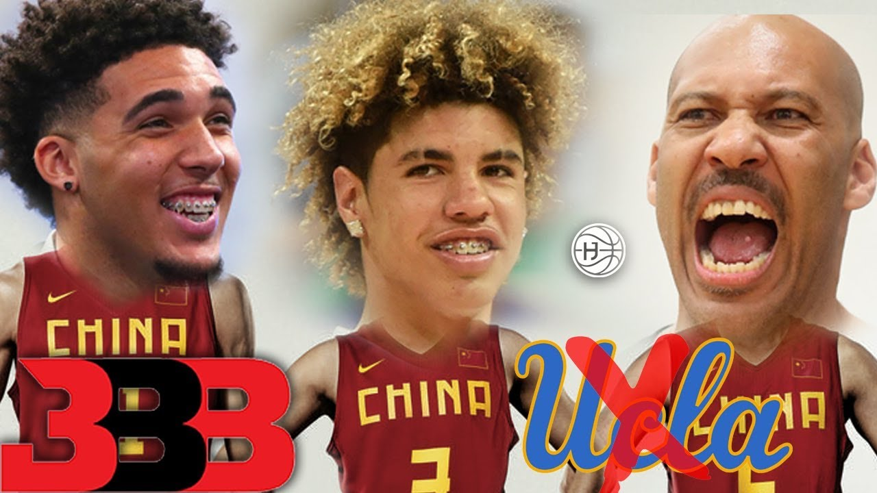 LaMelo and LiAngelo Ball SIGN TO PLAY PRO IN CHINA!!!! LAVAR Pulls Them From UCLA!!!