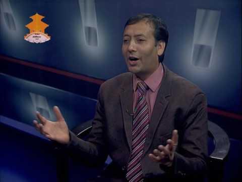 interview with Dr Ravi Sharma Aryal , secretary Nepal law commission by Ram Prasad Bhandari