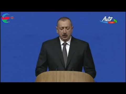 """İlham Əliyev : """" Bizim Tarixi torpaqlarımız İrəvan xanlığıdır, Göyçədir,Zəngəzurdu"""""""