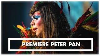 GHOST ROCKERS bij PREMIERE PETER PAN - VLOG #45 - Lisa Michels