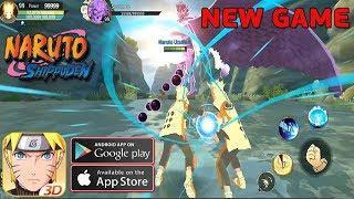 НОВАЯ ИГРА! 🎮 НАРУТО 3D 🔥 NARUTO SLUGFEST [Android/iOS]