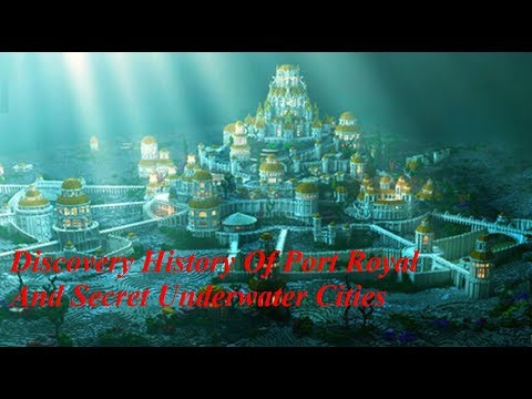 [Best Documentary]Discovery History Of Port Royal And Secret Underwater Cities
