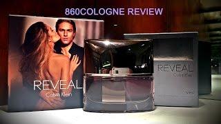 Calvin Klein REVEAL for Men Review NEW *2015*