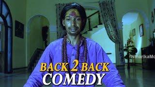 Dhanraj Back To Back Comedy Scenes - 2019 Latest Movie Back To Back Scenes - Dhanraj