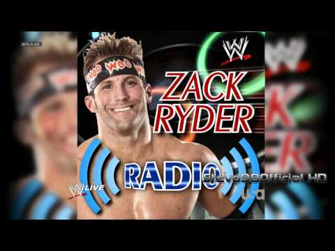 Jim Johnston | WWE: Radio (Zack Ryder) [feat. Watt White]