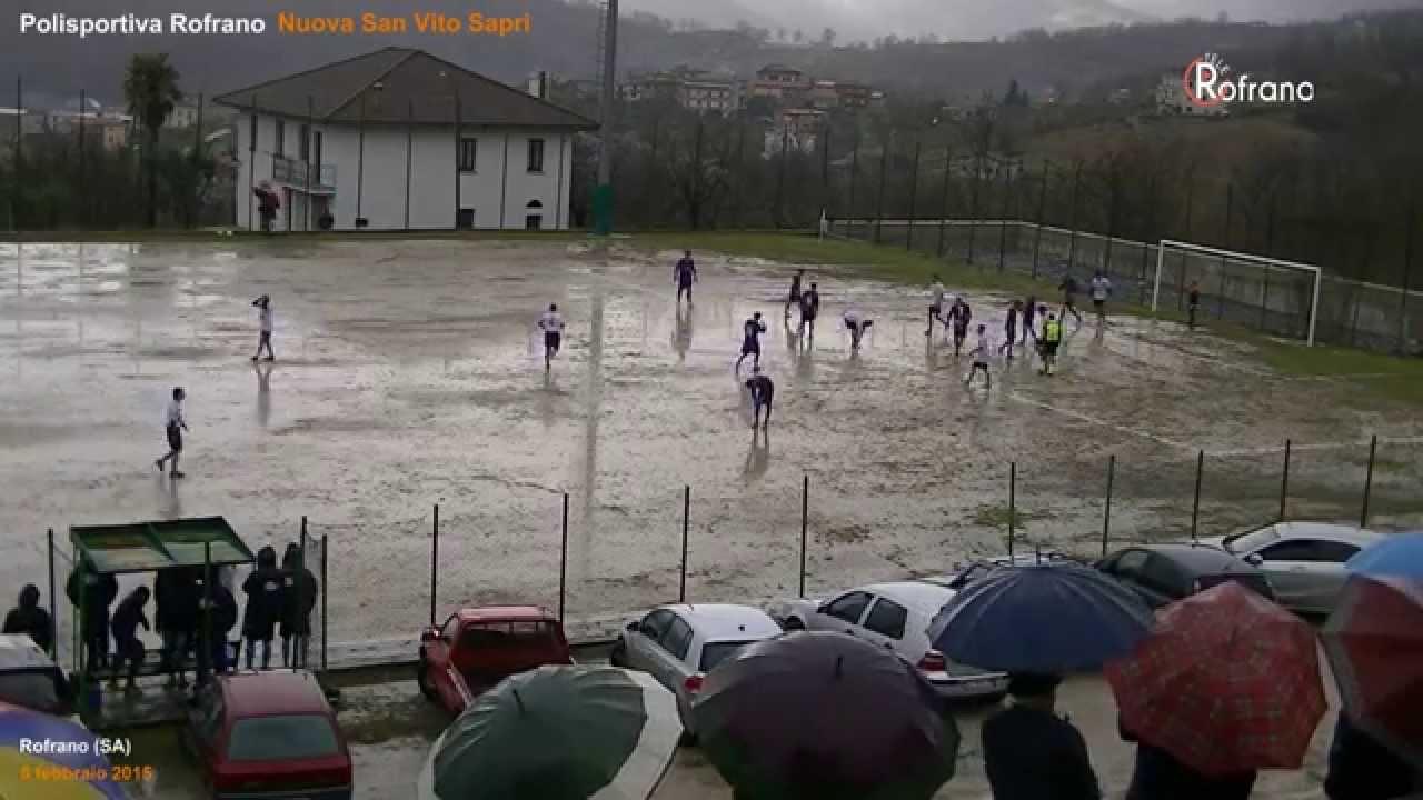 Polisportiva Rofrano vs Nuova San Vito Sapri   8 febbraio 2015