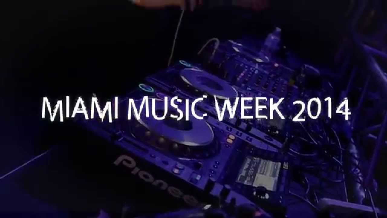 Check out the Pioneer DJ highlights from Miami Music Week/WMC 2014