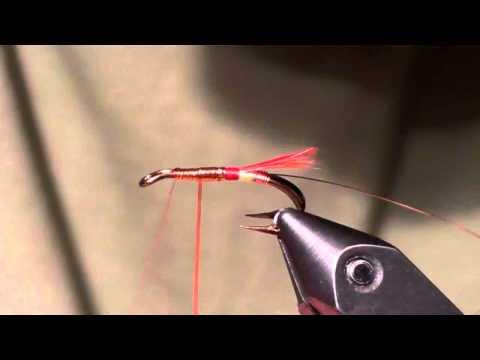 FlySpoke Fly Tying The Copper Killer Atlantic Salmon Fishing Trout Steelhead