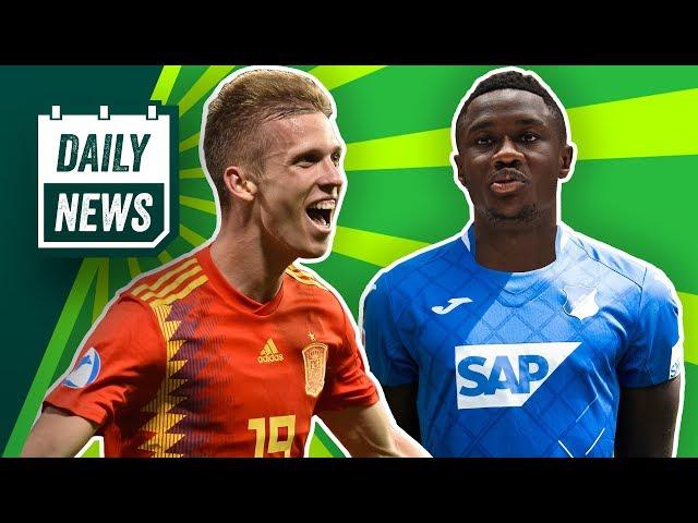Henrichs sagt Werder Bremen ab! Europas Fußballer des Jahres 2019: Messi, Ronaldo oder Van Dijk?