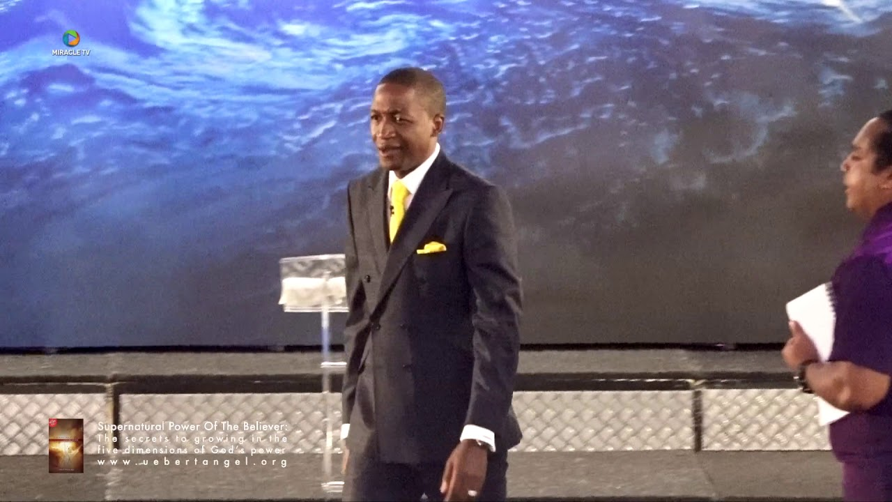 Download Uebert Angel - How To Make The Word Work