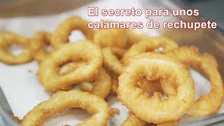 Cata Mayor: la madre de los hermanos Roca explica su receta de calamares a la romana