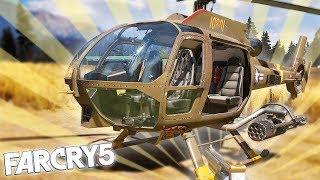 Far Cry 5 - ТОПОВАЯ КРУТАЯ СНАЙПЕРКА И ВЕРТОЛЕТ #4