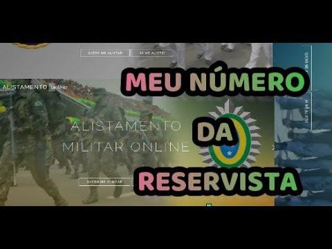 Reservista - tirando dúvidas from YouTube · Duration:  3 minutes 27 seconds