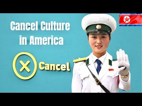 North Korean's Take On Cancel Culture In America