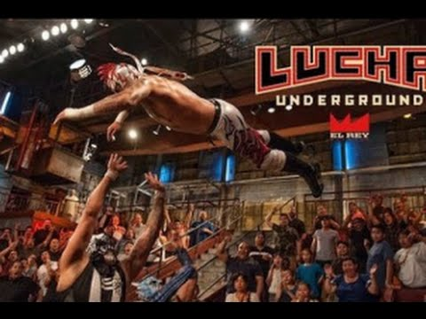 Lucha Underground Season 2 Episode 1 Review & After Show | AfterBuzz TV