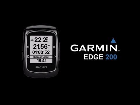 Bisiklet Yol Bilgisayarı - Garmin Edge 200 Gps
