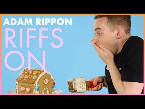 Traditional Holiday Foods | Adam Rippon Riffs On | Cosmopolitan