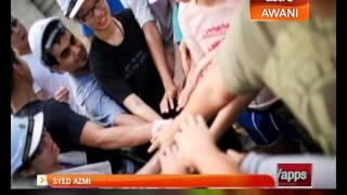 Wira AWANI: Syed Azmi ubah masyarakat dengan berbuat baik