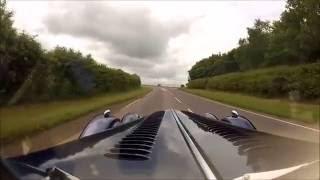 Morgan Plus 4 Test Drive