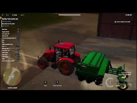 Pure Farming 2018 Hey  