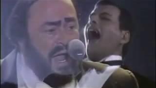 Download lagu FREDDIE MERCURY E LUCIANO PAVAROTTI IN