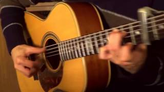 Lorenzo Niccolini - Bella Ciao (Fingerstyle Acoustic Guitar; Italian Traditional Song)