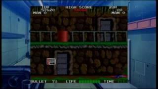 Namco Museum Virtual Arcade: Rolling Thunder (Xbox 360)