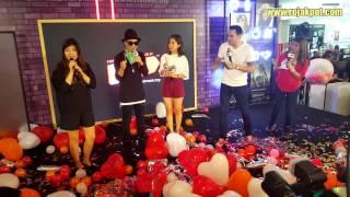 ha dong hoon haha performs live lot 10 kuala lumpur