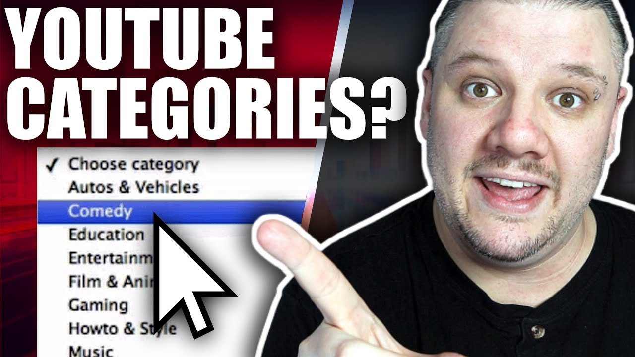 What Are YouTube Categories? [Do They Matter?]