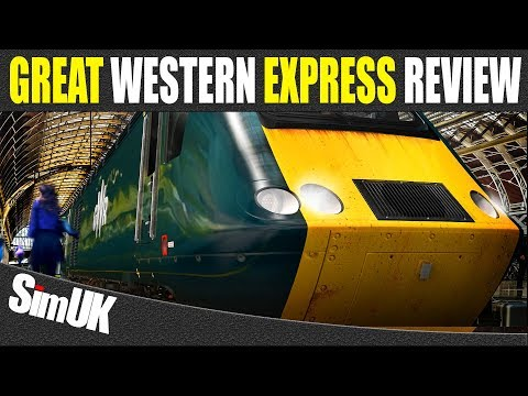 Everything You Need to Know | Great Western Express Review | Train Sim World