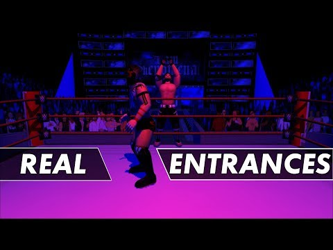 Wr3d new real entrance arenas mod with link   Waooz com
