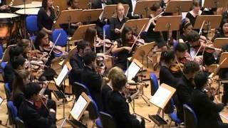 Hindemith - Symphonic Metamorphosis (2/4) II. Scherzo (Yale Symphony Orchestra)