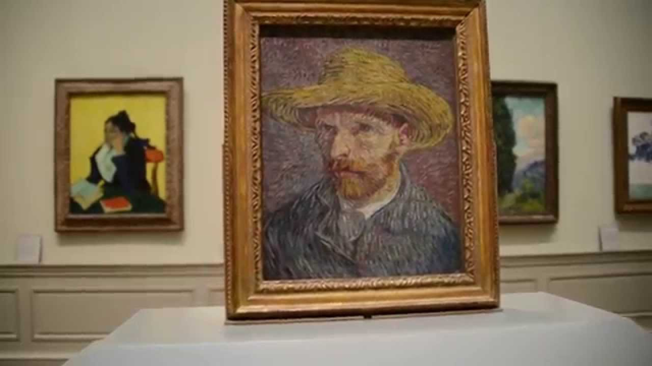 Vincent van gogh paintings at metropolitan museum of art for Metropolitan museum of art in new york
