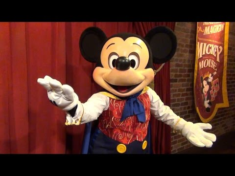 Talking Mickey Mouse Sings