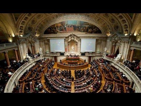 David Crisóstomo sobre o trabalho nos bastidores da Assembleia da República