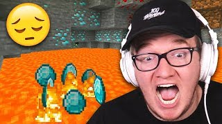 I LOST My DIAMONDS In Minecraft