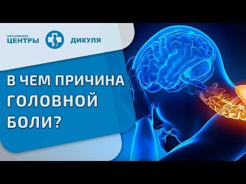 Головная боль (цефалгия) - mz-