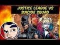 Justice League Vs Suicide Squad PT 1 - Rebirth Complete Story