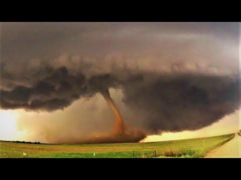 Epic Storm Chase Time Lapse Simla Colorado Tornado- June 4th 2015